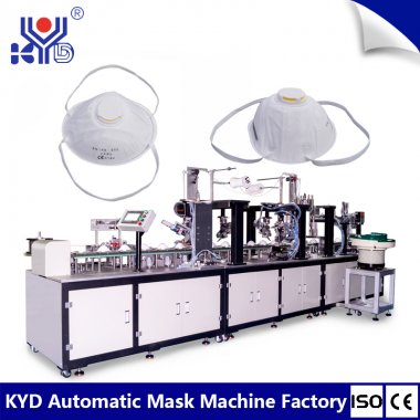 Bowl mask machine manufacturers reveal the true effect of masks