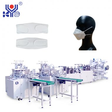 Willow leaf mask machine manufacturers talk about sterilization of clean clothes