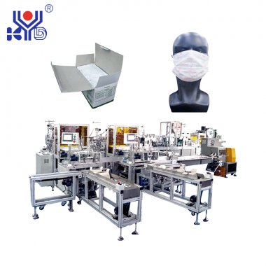 Suppliers of fully automatic mask machines talk about those advantages of non-woven masks